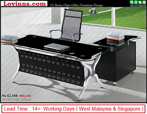 glass office table for sale philippines
