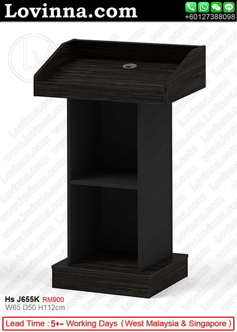 mobile podiums & lecterns