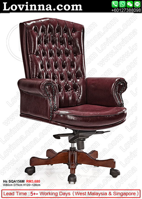 office chair in classical