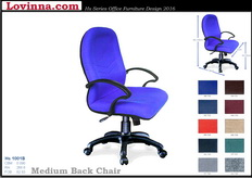 Malaysia Office Low Back Chair