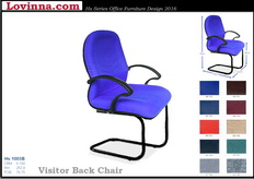 Johor Office Visitor Chair