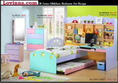 children's furniture store, white childrens bedroom set