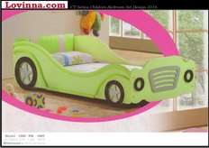 Super Car Bed