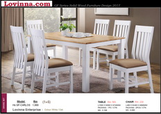 Lovinna Furniture in wooden