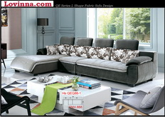 Fully Washable Fabric Sofa