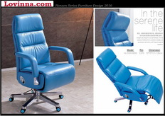 executive office chair high back