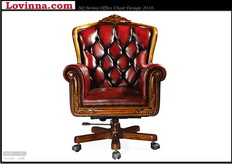 Classic leather office chair sale