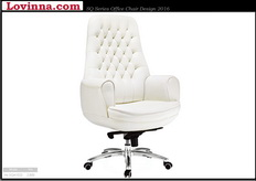 Classic office chair leather