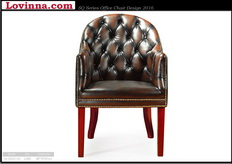 antique leather armchairs for sale