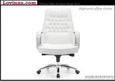 high back office chair with headrest