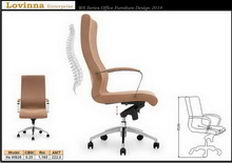 most comfortable executive chair